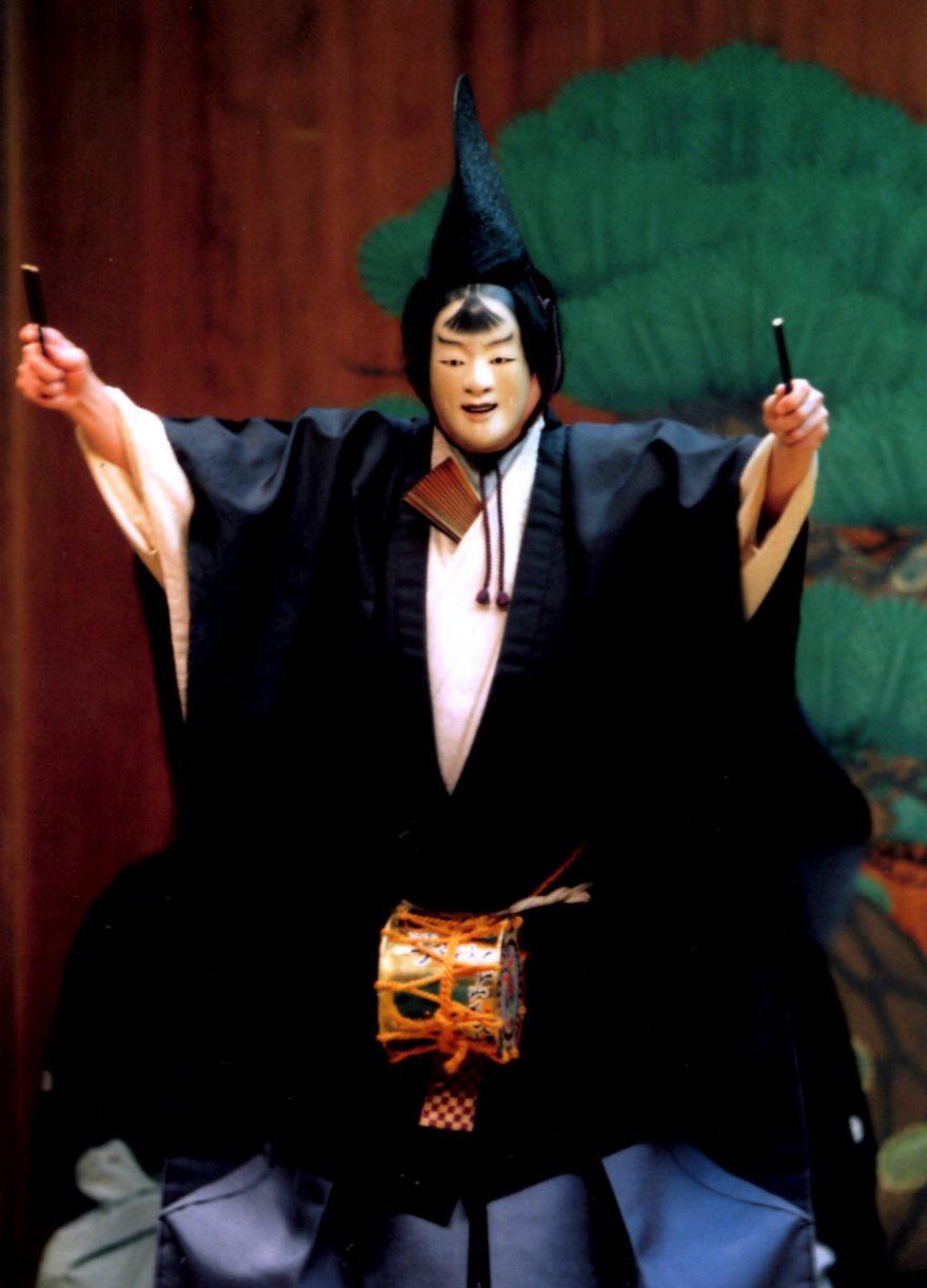 西宮能楽堂公演 能『花月』
