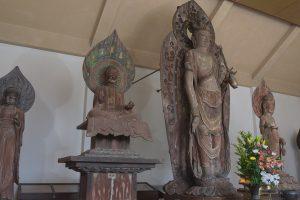 法輪寺仏像